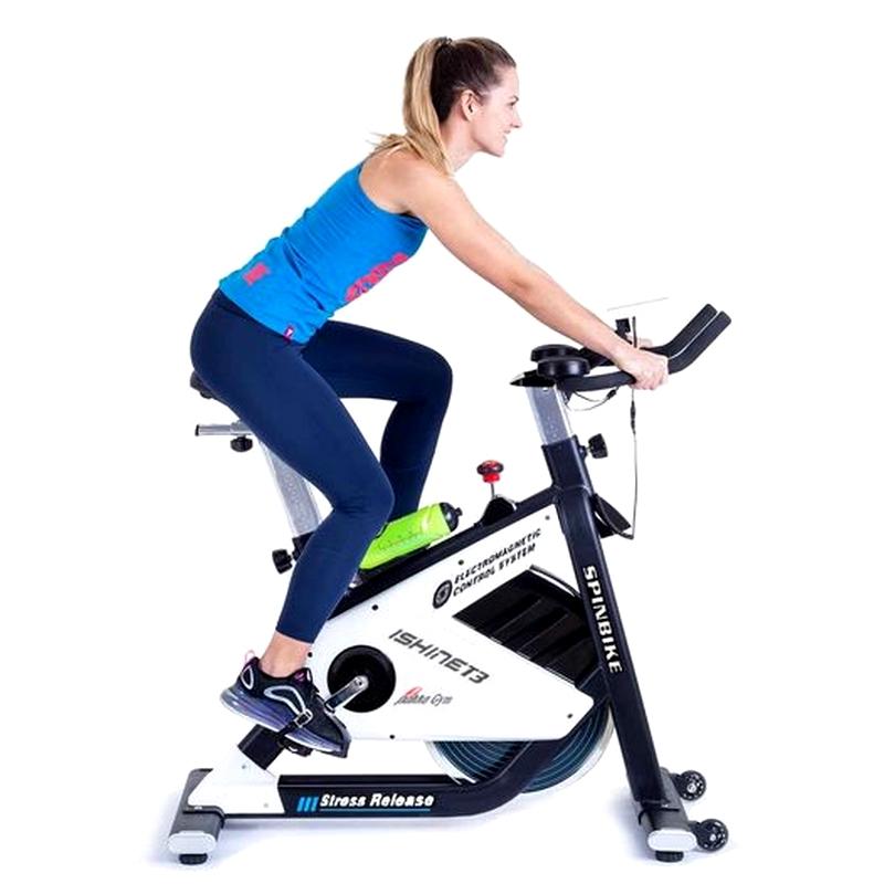 Vélo Spinning ISHINET 3