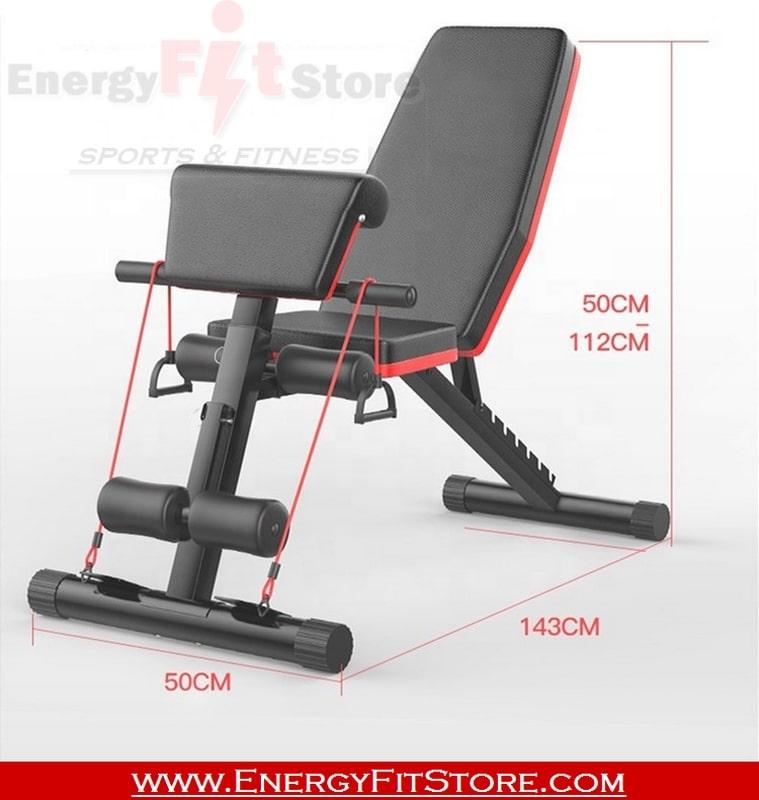 Banc De Musculation BP-250