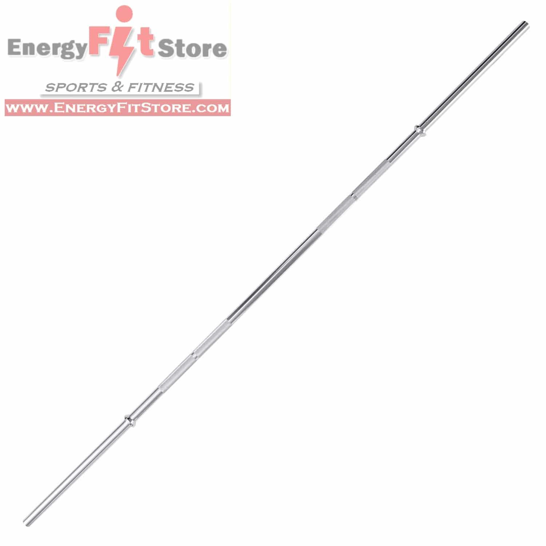Barre De Musculation Droit 175 cm (Ø28 mm) Straight Bar