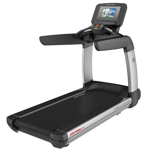 Tapis Roulant Life Fitness Discover SI 95T OCCASION