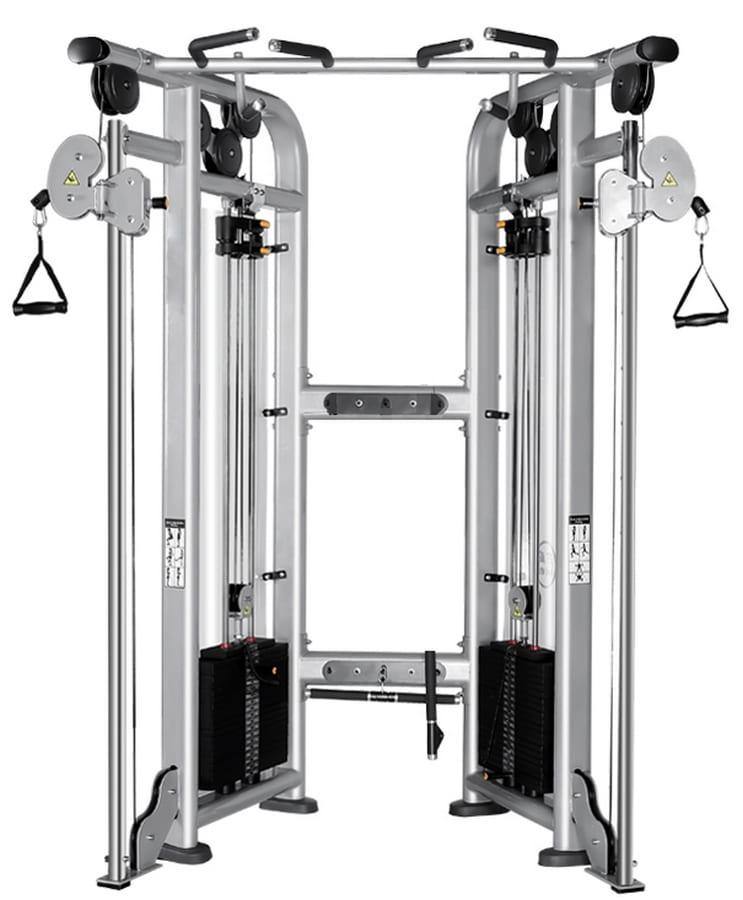 Machine De Musculation Cables Croisée Double Poulie Réglable FLY-B22