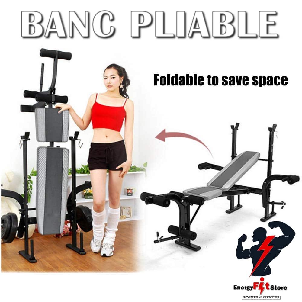 Banc De Musculation Multifonction EFS-21